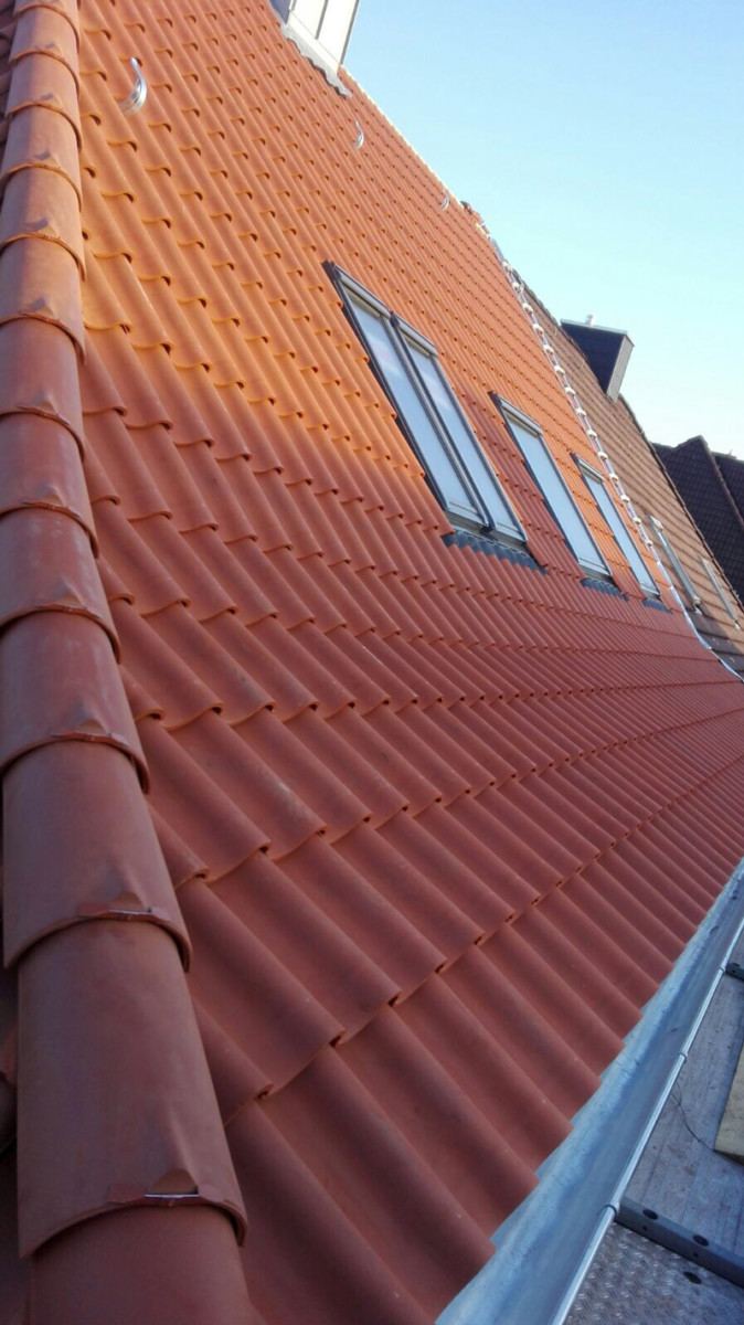 Dachdeckerarbeiten vom Dachdeckermeister Sven Plaumann aus Kiel