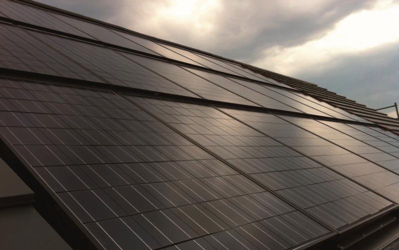 Photovoltaik-Kollektoren